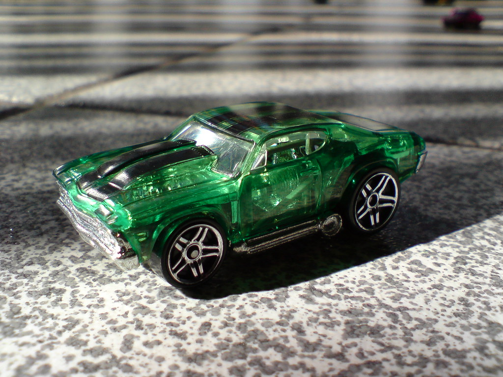 MUSCLE CAR TOY          H°