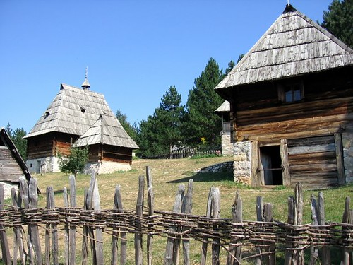 """Old Village"" Sirogojno - Serbia"