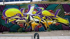 GIROE HEADROOM. (Heavy Artillery) Tags: max graffiti brighton artillery msk heavy aroe headroom roid giroe jiroe