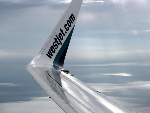 WestJet Winglet by paulhami, on Flickr
