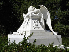 Angel of Grief (1908) D (pjink11) Tags: sculpture stone cantor sony cybershot angels stanford marble 2008 1908 dscw1