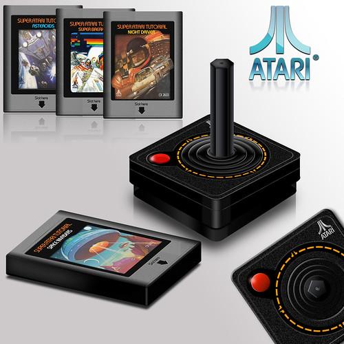 película Atari