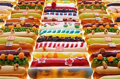 FAUCHON Paris (chrie blossom girl) Tags: food paris yummy bakery sweets patisseries fauchon clairs