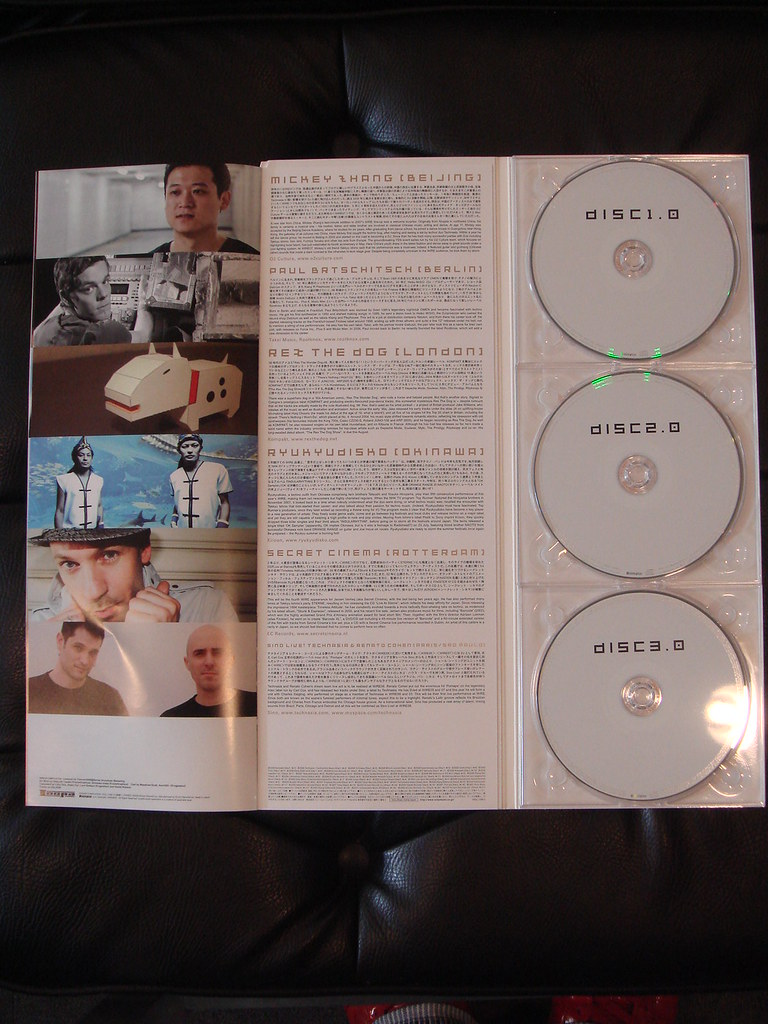 WIRE 10thANNIVERSARY 3DISCS