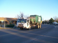 WM Rapid Rail 1 (wastemanagementdude) Tags: trash truck volvo albuquerque rail management waste rapid truckpictures wxll