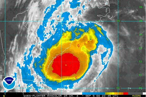 Hanna Satellite 9-5-08 IR