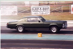 '72 Pontiac Grand Prix, at track (mark_potter_2000) Tags: racetrack race track grandprix pontiac 1972 pontiacgrandprix