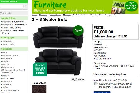 Asda product images