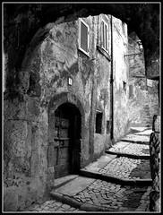 Trevi nel Lazio - Borgo