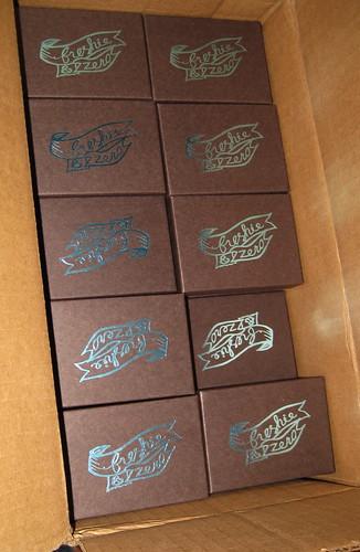 custom boxes!