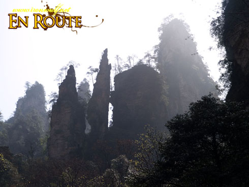 Wulingyuan Gradient Karst Pillars