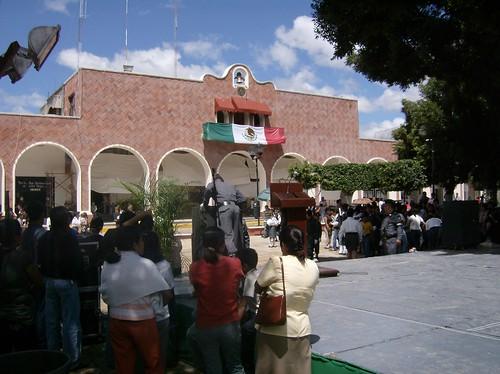 Palacio Munipal de Huajuapan