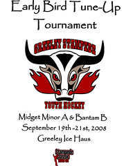 Early Bird Tune-Up Tournament