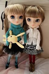 Sisters (~hera~) Tags: japan doll dolls pullip latte pullips shinku junplanning