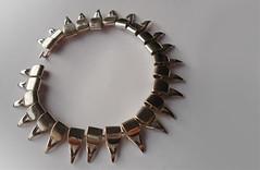 naga inspired bracelet