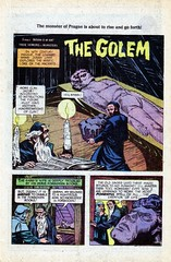 Ripley'sBelieveItOrNot 84 The Golem 1 (by senses working overtime)