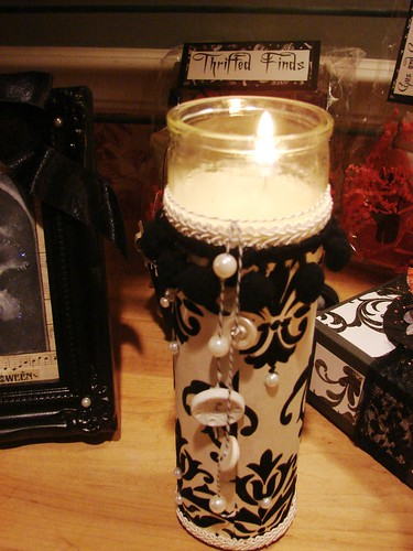 Candle Sweet and Sinister Swap
