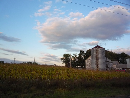 barn in glenmont