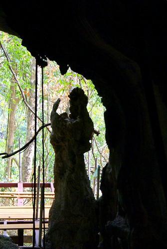 """""""Praying Priest"""" of Pulau Tuba"""