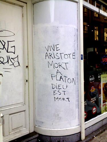 Street philosophy