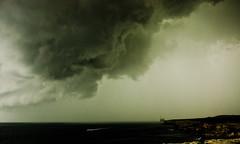 mean (sonny_mai) Tags: cloud storm nikon d70s sydney australia rig oil cape kurnell solander