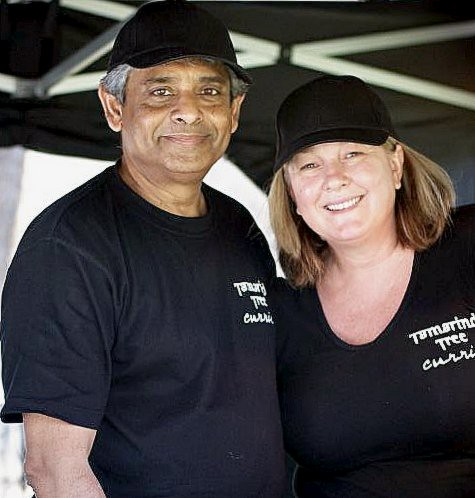 Tamarind Tree stallholders, Wollongong Multicultural Feast by you.