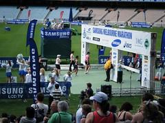 Melbourne Half-Marathon