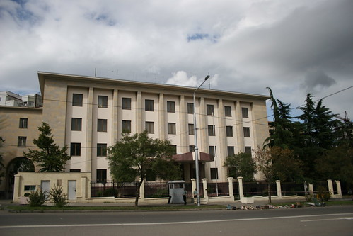 Russian consulate, Tbilisi