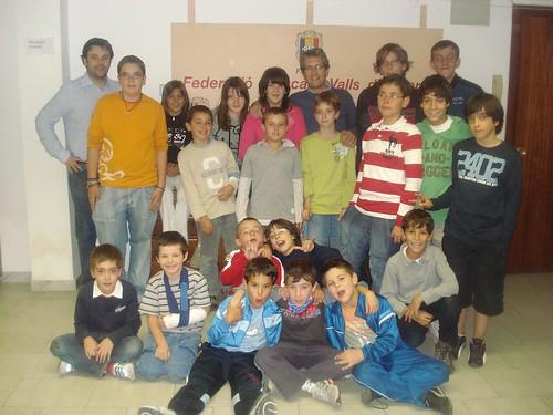 Els alumnes i els professors. Temporada 2008/09