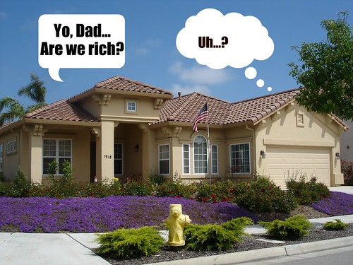 What Is 'Rich' In Your Area?