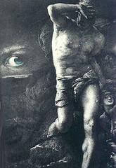 La Conscience, illustration de François Chifflart
