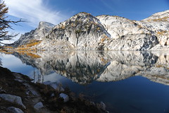 Rune Lake - Enchantments (Sweendo) Tags: washington nikon flickr lakes alpine cascades wilderness classique naturesfinest enchantments d700
