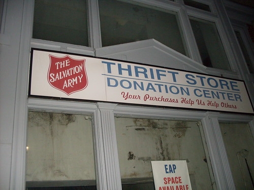My favorite Salvation Army...