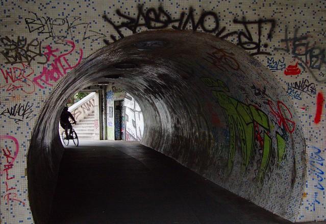 Budapest Underpass