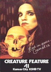 Crematia Mortem postcard