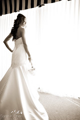 bride (sarahkchen) Tags: wedding newportbeach christine rob marriothotel sarahkchenphotography