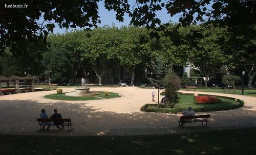Parque no Porto