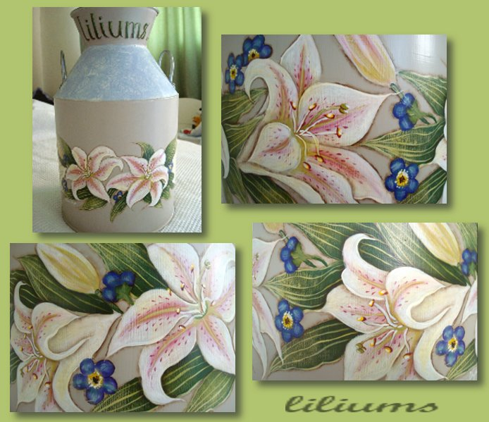 liliums template
