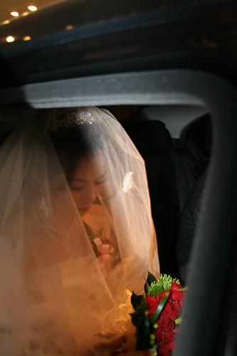 你拍攝的 20081110GeorgeEnya迎娶234.jpg。
