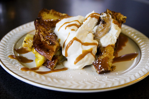monkey french toast