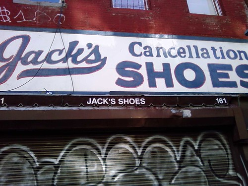 jack's cancellation shoes
