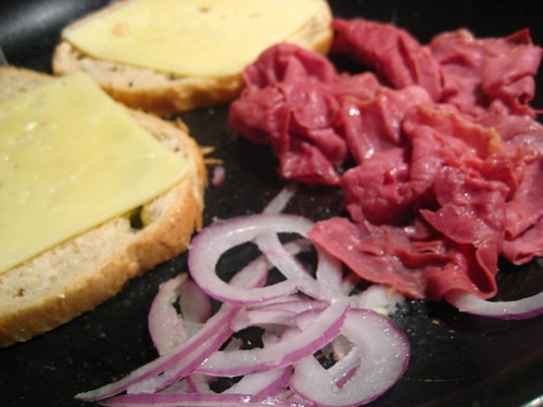 Imaking the reubens