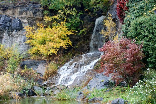 morningside park waterfall