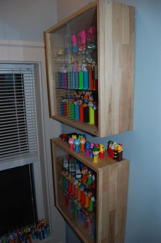 PEZ Cabinets
