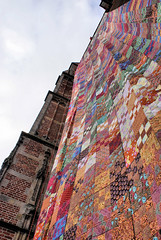 quilts1 (Hindrik S) Tags: quilt quilts color deken dekens kleur kleuren leeuwarden oldehove ljouwert âldehou huge enormous α300 sony a300 alpha300 sonyalpha liwwadden sonyphotographing amount