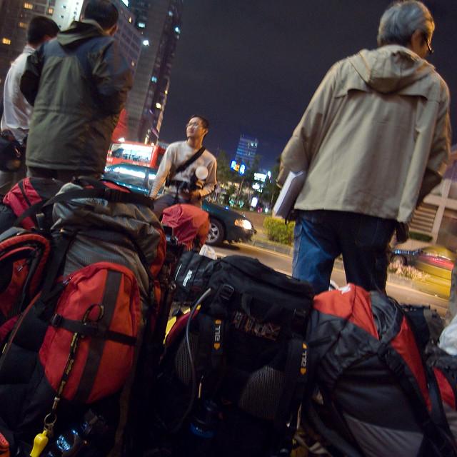 2008.11.12 嘉明湖登山行