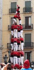 castell (iolanda fresnillo) Tags: barcelona castellers festestradicionals lptowers