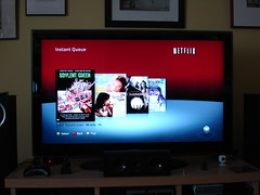 Netflix streaming on my Xbox 360