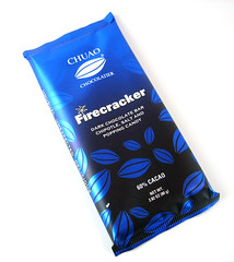 Chuao Chocolatier Firecracker Bar