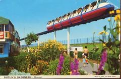 Butlins Skegness - Monorail (trainsandstuff) Tags: vintage postcard retro lincolnshire postcards monorail butlins archival skegness holidaycamp lincs johnhinde holidaycamps butlkins